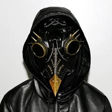 plague doctor mask cospaly dr beulenpest steunk plague doctor mask beak masks