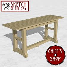 workbench chief u0027s shop