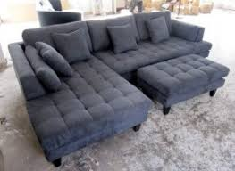 modern microfiber sectional sofa hollywood thing