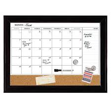 amazon com quartet dry erase calendar board magnetic