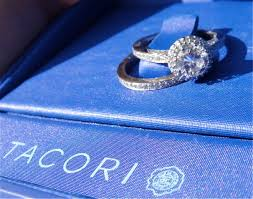 tacori halo engagement rings rings tacori halo engagement ring with band