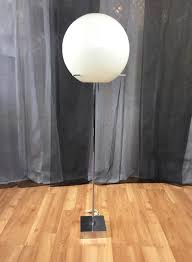 Chrome Lamp Paul Mayen For Habitat Chrome Floor Lamp With Globe Shade Past