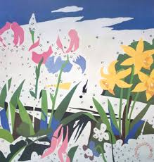 andy warhol do it yourself flowers painting do it yourself