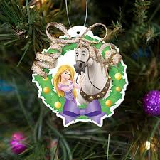 ornaments family disney