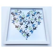 Butterfly 3d Wall Art by 3d Butterfly Wall Art Customise Wall Decor 3d Wall Art Paper