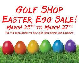easter egg sale easter sale waterfall club