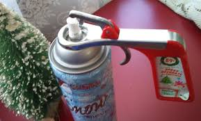 Snow Flocking For Christmas Trees by Vintage Spray Snow Trigger Handle A Christmas Tree Flocking Tool