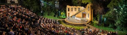 open air theatre ticket prices