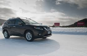 nissan suv back is the 2015 nissan rogue a true winter warrior driving