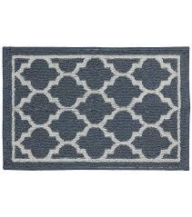 accent rug mohawk home chai tea aegean blue starch accent rug joann