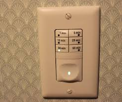 timer sensor light switch fan timer switch dewstop humidity control review bathroom sensor