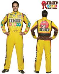 m m costume racing suit costume