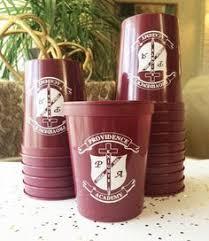 favors for class reunions custom stadium cups bbq plastic cups family reunion wedding