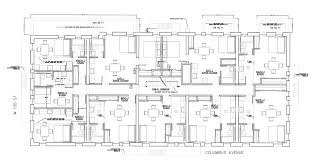 architectural plan frankel architecture