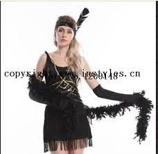 Halloween 20s Costumes Buy Wholesale 20s Flapper Costume China 20s Flapper