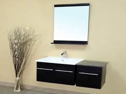 bathrooms cabinets black bathroom mirror cabinets on surface