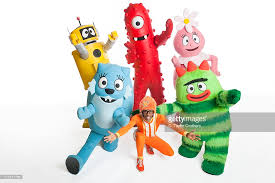 yo gabba gabba photo shoot photos images getty images