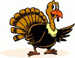 thanksgiving turkey clipart 1 raise the horns