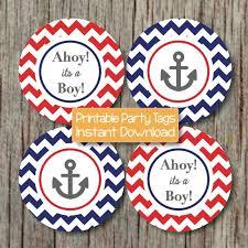 Nautical Theme Baby Shower Decorations - nautical baby shower decorations bumpandbeyonddesigns