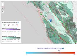 San Francisco Liquefaction Map by Emergency Supply List A Blog For The Peninsula Cert Community