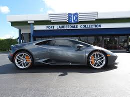 2015 Used Lamborghini Huracán 2dr Coupe Lp 610 4 At Fort