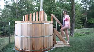 Wood Fired Bathtub Vermont Sauna And Tub Wood Fired Saunas And Tubs Hand Built