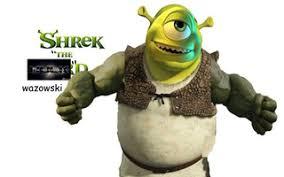 Shrek Memes - le new meme shrek the hulk wazowski dankmemes