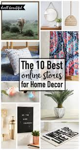 shop for home decor online the 10 best places to shop for home decor online dwell beautiful