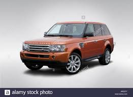 orange range rover svr range rover sport stock photos u0026 range rover sport stock images