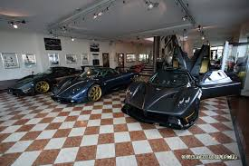 pagani factory tour the art of horacio pagani page 40 teamspeed com