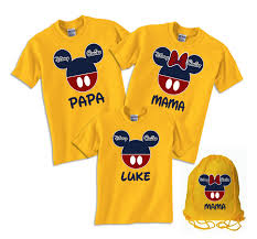 disney family cruise vacation t shirts navy the official