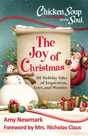 chicken soup for the soul the joy of christmas 101 holiday tales
