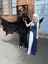 Photographer Daenerys Targaryen And Drogon My Favorite Costume