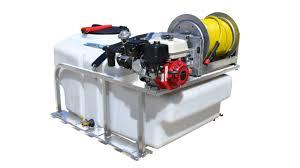 master manufacturing 200 gallon space saver sprayer