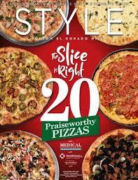 round table pizza el dorado hills town center style folsom el dorado hills september 2017 by style media group