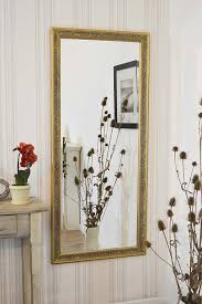 Large Shabby Chic Frame by Large Shabby Chic Ornate Full Length Gold Wall Mirror 5ft4 X 2ft5