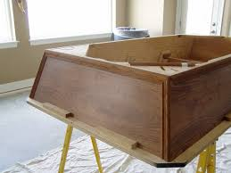 Wood Pool Table Remodelaholic Updated Pool Table Makeover