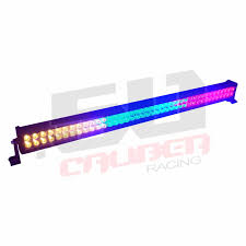 42 In Led Light Bar by Multicolor Flashing 42 Inch Led Light Bar With Wireless Remote For