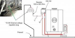 alternator wiring diagram chevy 350 circuit and schematics diagram