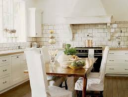 the timeless appeal of backsplash ideas for white kitchen cabinets