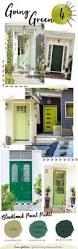 Front Door Paint Colours Best 25 Colored Front Doors Ideas On Pinterest Front Door Paint