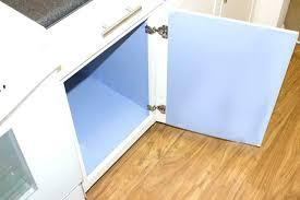 Vinyl Cabinet Doors Vinyl Cabinet Door How How To Repair Vinyl Covered Kitchen Cabinet