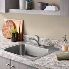colony pro single handle kitchen faucet american standard