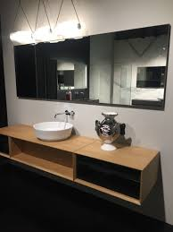 Open Bathroom Vanity by Open Space Storage Bathroom Vanity Home Decorating Trends Homedit