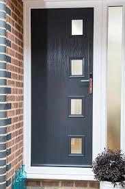 Composite Exterior Doors Outstanding Composite Front Door Catalogue Images Ideas House