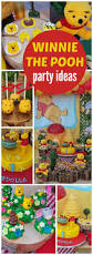 Disney Winnie The Pooh High Chair 83 Best Winnie The Pooh Party Ideas Images On Pinterest Birthday