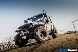 mahindra thar daybreak test drive review latest automotive