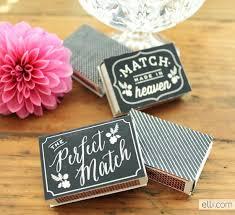 matchbook wedding favors matchboxes for wedding favors lyfy me