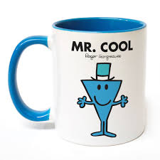 Cool Cup Personalised Mr Cool Large Porcelain Colour Handle Mug U2013 Shop