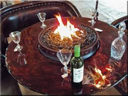 Fire Pit With Glass by Convert A Wine Barrel Into A Safe Outdoor Firepit